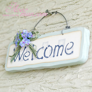 [Room NameTag]Welcome 핑크